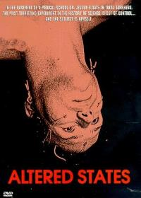 The poster for Altered States