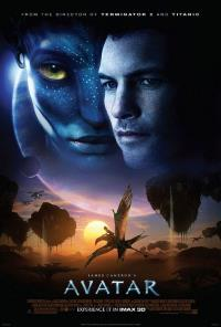 The poster for Avatar