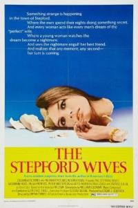 The poster for The Stepford Wives
